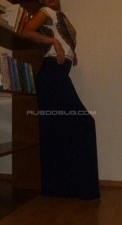 Проститутка Эмма с выездом по Москве рядом с метро Преображенская площадь в возрасте 38