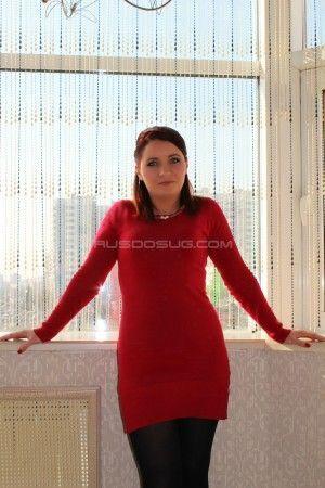 Проститутка Ева с секс услугами в Москве