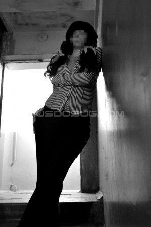 Проститутка Юлия с выездом по Москве рядом с метро Алексеевская в возрасте 22