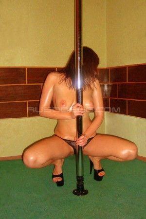Проститутка Рыжик с секс услугами в Москве