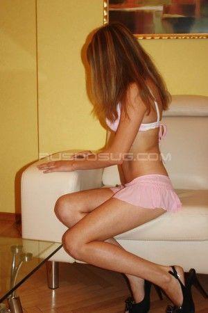 Проститутка Ульяна с выездом по Москве рядом с метро Октябрьская в возрасте 20