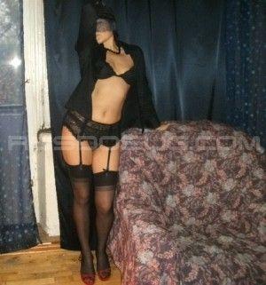 Проститутка Nina с секс услугами в Москве