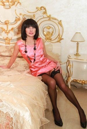 Проститутка Лена с выездом по Москве рядом с метро Баррикадная в возрасте 42