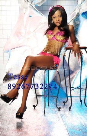 Проститутка Tessy с секс услугами в Москве