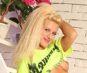 Проститутка Мила с выездом по Москве рядом с метро Братиславская в возрасте 22