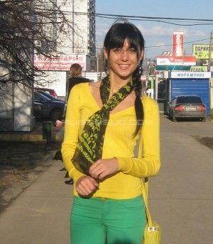 Проститутка Кристина с выездом по Москве рядом с метро Авиамоторная в возрасте 25
