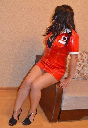 Проститутка Марина с выездом по Москве рядом с метро Водный стадион в возрасте 37