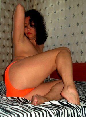 Проститутка Яна с выездом по Москве рядом с метро Котельники в возрасте 39