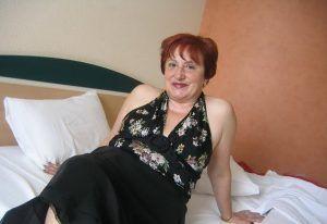 Проститутка Алёна с выездом по Москве рядом с метро Электрозаводская в возрасте 46