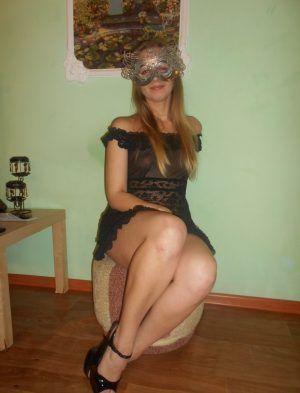 Проститутка Вика с выездом по Москве рядом с метро Ботанический сад в возрасте 22