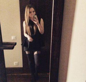 Проститутка Ника с выездом по Москве рядом с метро Южная в возрасте 24