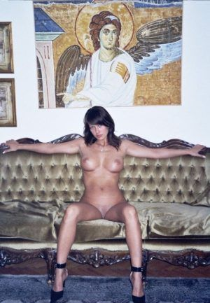 Проститутка Нона с секс услугами в Москве