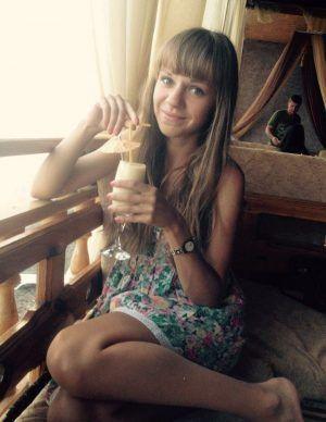 Проститутка Ирина с выездом по Москве рядом с метро Соколиная Гора, Измайловская, Партизанская в возрасте 21