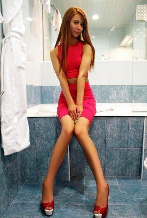 Проститутка Ира с выездом по Москве рядом с метро Царицыно в возрасте 23