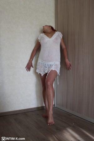 Проститутка Кристина с выездом по Москве рядом с метро Арбатская в возрасте 34