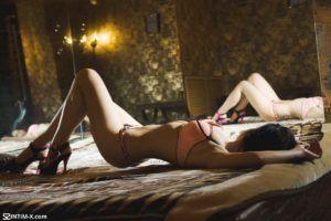 Проститутка Александра с выездом по Москве рядом с метро Ломоносовский проспект в возрасте 23