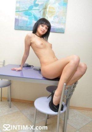 Проститутка Евгения с секс услугами в Москве