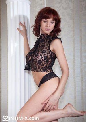 Проститутка Кристина с выездом по Москве рядом с метро Пражская в возрасте 24