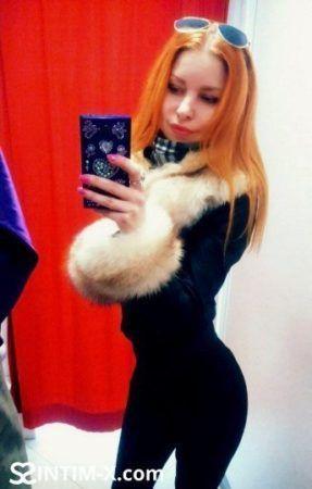 Проститутка Вероника с выездом по Москве рядом с метро Выхино в возрасте 27
