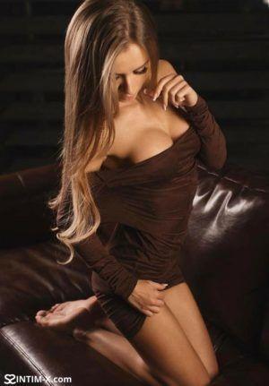 Проститутка Аня с секс услугами в Москве