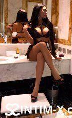 Проститутка Еля с секс услугами в Москве
