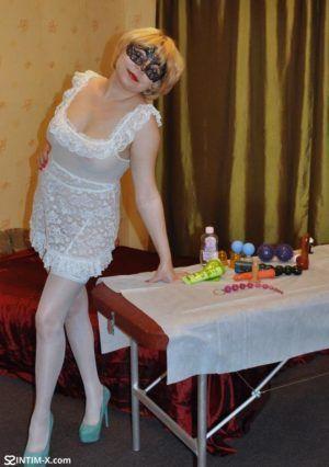 Проститутка Полина с выездом по Москве рядом с метро Братиславская в возрасте 35