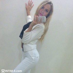 Проститутка Марина с выездом по Москве рядом с метро Проспект Мира в возрасте 27