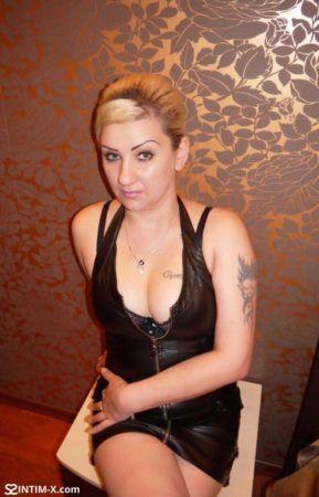 Проститутка Кристина с выездом по Москве рядом с метро Парк Культуры в возрасте 27
