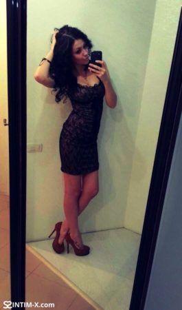 Проститутка Стелла с выездом по Москве рядом с метро Филёвский парк в возрасте 23