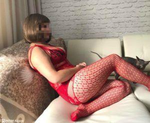 Проститутка Инна с выездом по Москве рядом с метро Киевская в возрасте 35