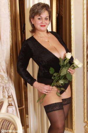 Проститутка Евгения с выездом по Москве рядом с метро Братиславская в возрасте 43
