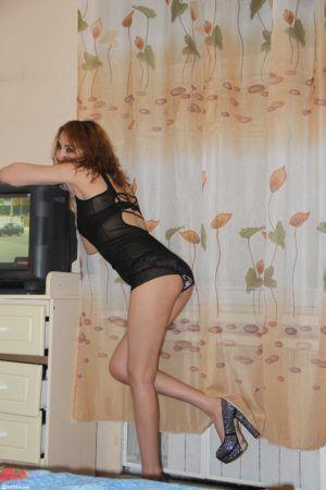 Проститутка Жанна с выездом по Москве рядом с метро Котельники в возрасте 29