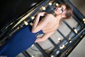 Проститутка Алина с выездом по Москве рядом с метро Андроновка в возрасте 22