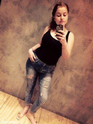 Проститутка Маша с выездом по Москве рядом с метро Спартак в возрасте 23
