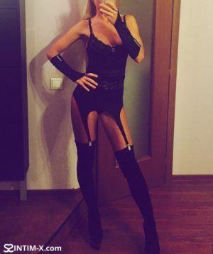Проститутка Яна с выездом по Москве рядом с метро Достоевская в возрасте 23