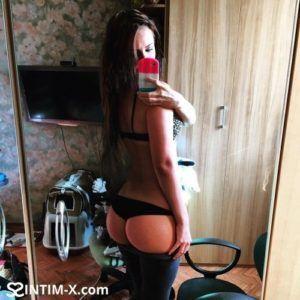 Проститутка Вика с выездом по Москве рядом с метро Севастопольская в возрасте 26