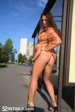 Проститутка Ксюша с выездом по Москве рядом с метро Чертановская в возрасте 30