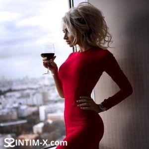 Проститутка Вита с выездом по Москве рядом с метро Марьино в возрасте 25